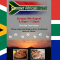 Summer African Braai!  Sunday 19th August 2018