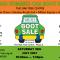Car Boot Sale! Saturday 10th July 2021