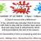 Messy Church! Sunday 13th October 2019