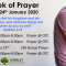 Week of Prayer 2020